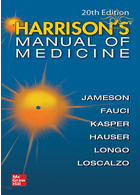 Harrisons Manual of Medicine, 20th Edition (Harrison