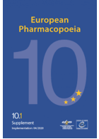 European Pharmacopoeia 10th edition2019 فارماکوپه اروپا