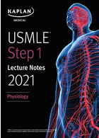 USMLE Step 1 Lecture Notes Lekture Notes 2021 کاپلان 2021: فیزیولوژی