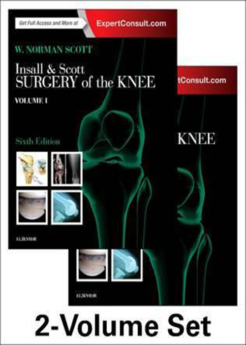 insall & Scott Surgery of the Knee, 6th Edition2017 جراحی زانو و اسکات
