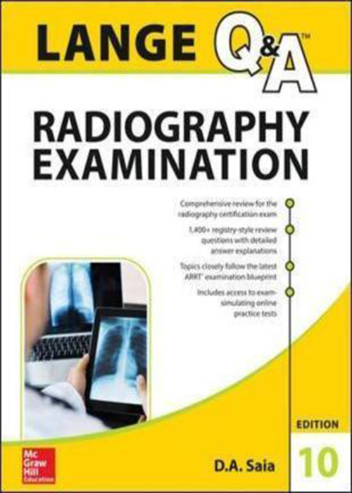 LANGE Q&A Radiography Examination, 10th Edition2015 آزمون رادیوگرافی