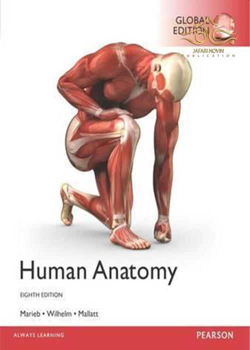 Human Anatomy, Global Edition انتشارات Pearson