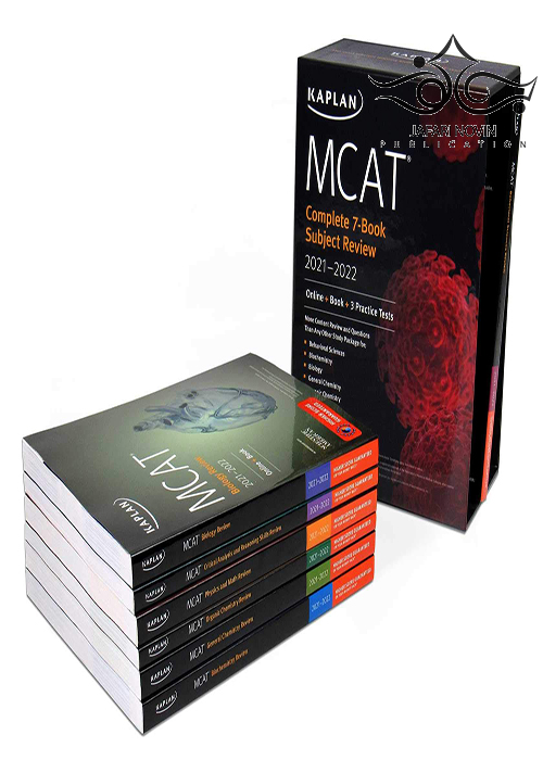 MCAT Complete 7-Book Subject Review 2021-2022 – ebook بررسی کامل موضوع 7 کتابی MCAT